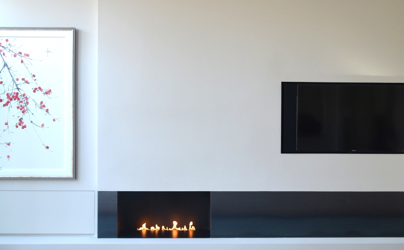 Virginia Fireplace – for NF Interiors